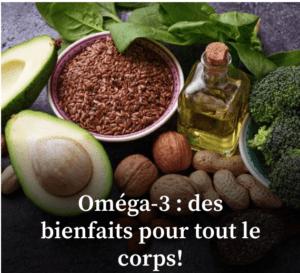 omega3-bienfaits