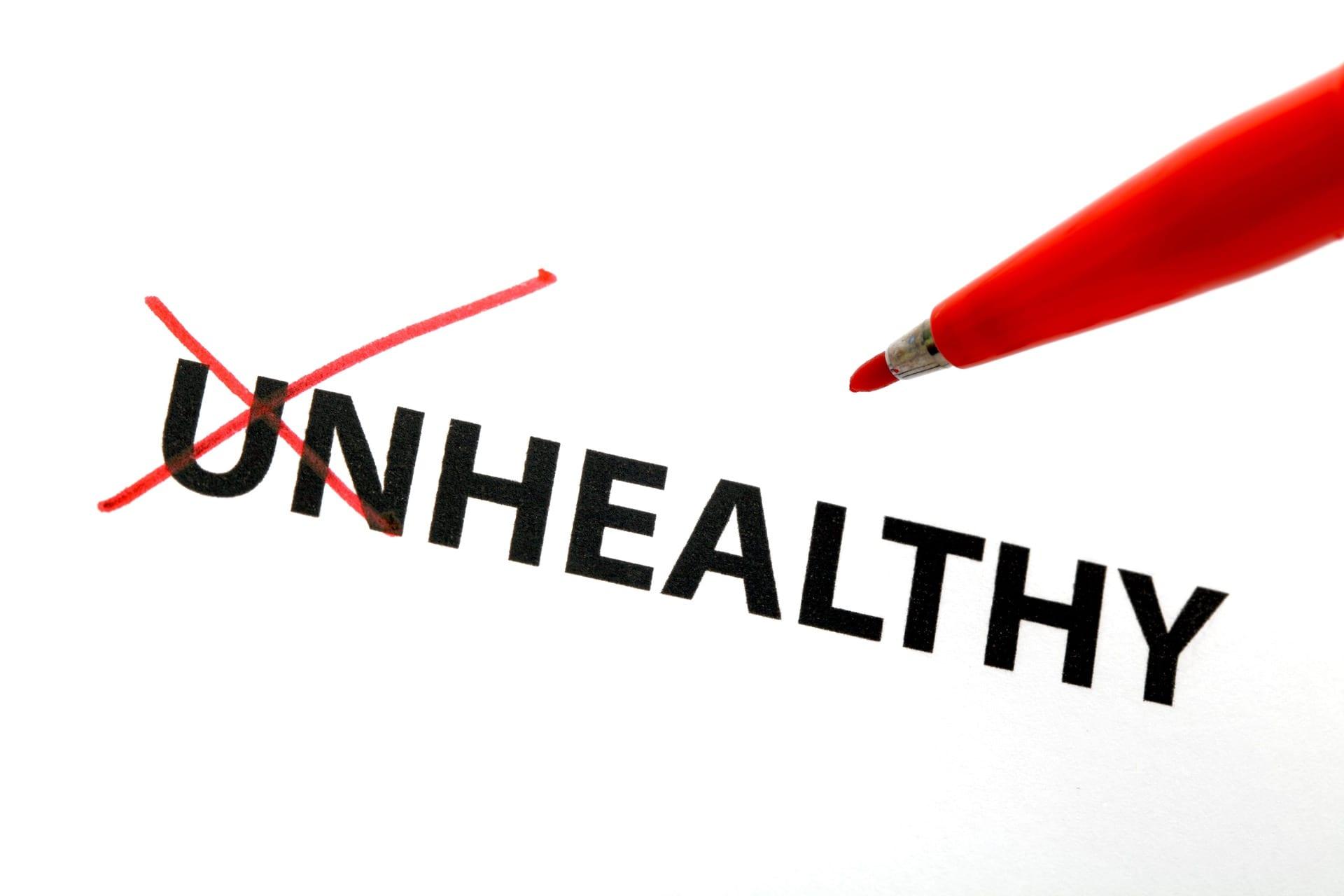 healthy-unhealthy