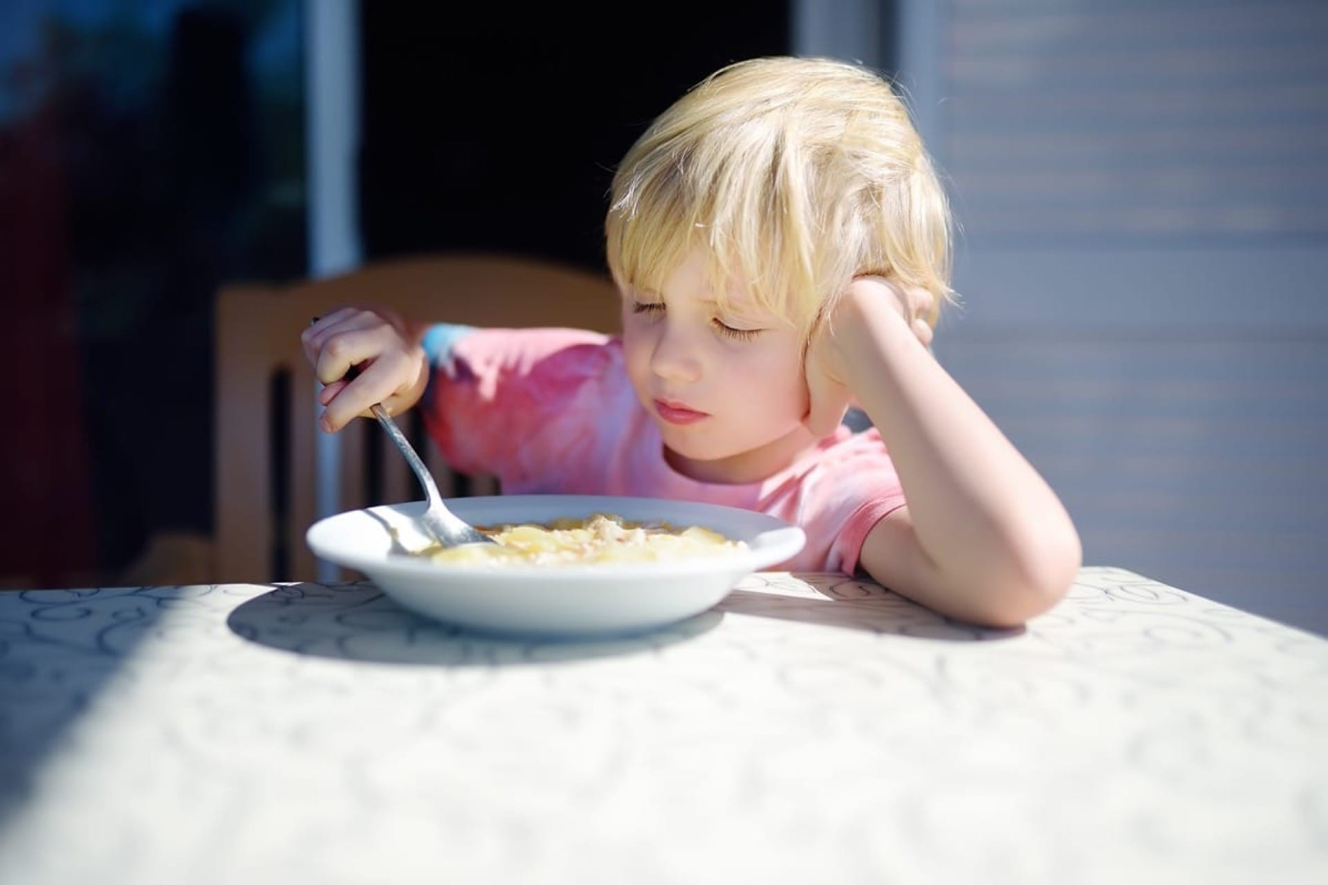 enfant-ne-veut-pas-manger
